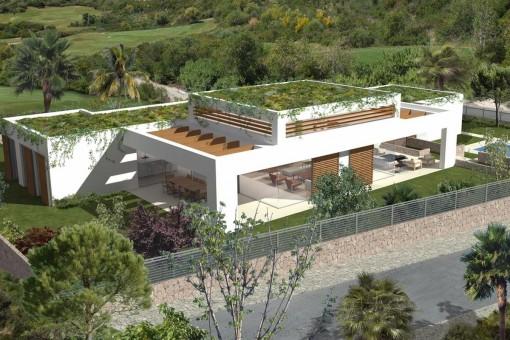 Villa à Sol de Mallorca