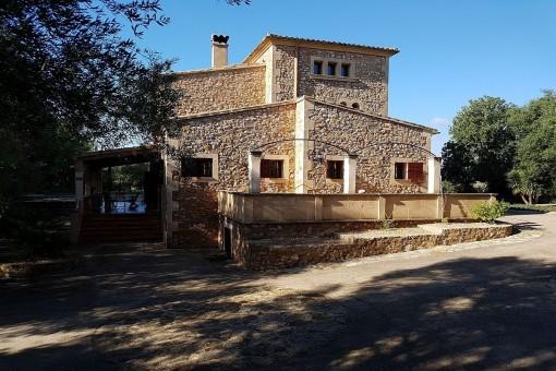 Cottage à Cas Concos