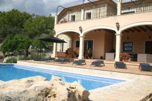 Villa à Lloseta