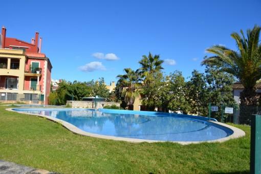 Exclusive residential area of Santa Ponca, modern apartment