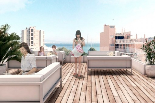 Exclusive apartments in El Terreno - an excellent investment opportunity