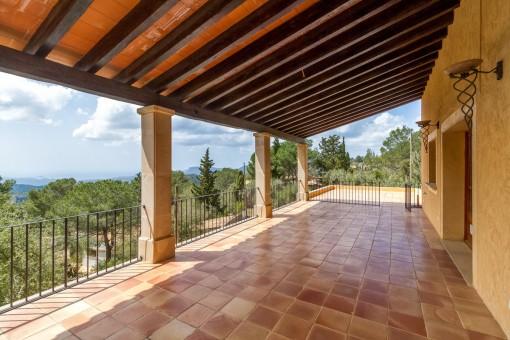 Villa à Galilea