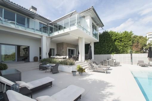Villa à Portals Nous