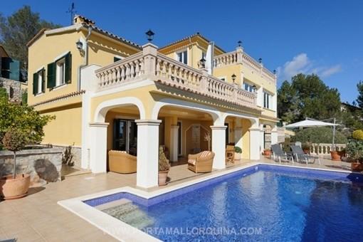 Villa à Son Font