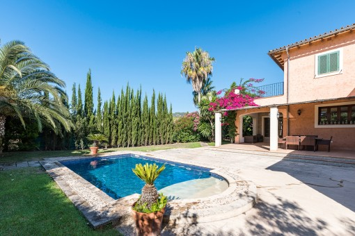Villa à Capdella