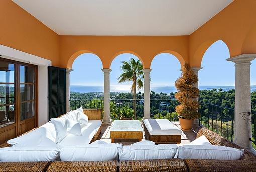 Villa à Costa den Blanes