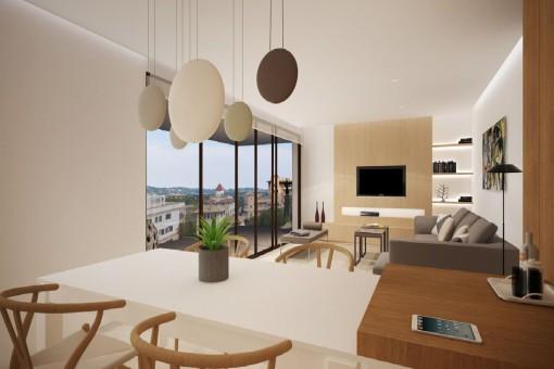 Appartement à Cala Mayor