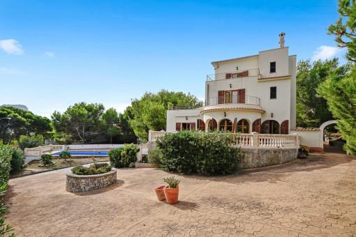Villa à Cala Mesquida
