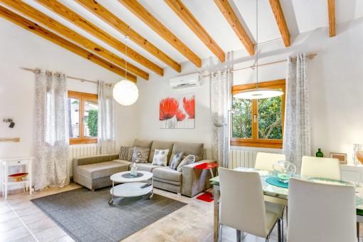 Beautiful detached house in a quiet location in Son Serra de Marina