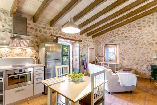 Neat, completely-restored 'casita del payes' (farm cottage) in Alaro