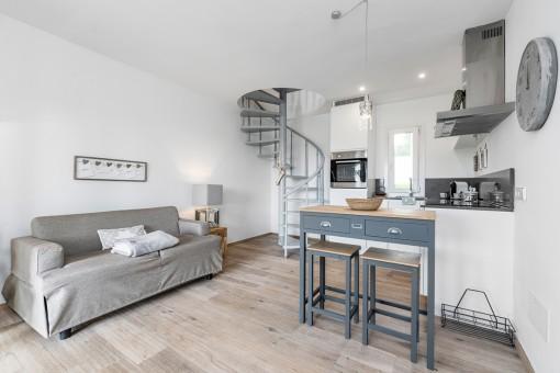 Appartement à Cala Santanyi