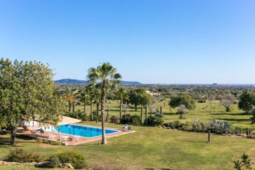 Villa à Palma Surroundings