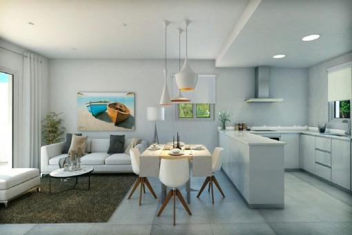 Appartement à Cala d'Or