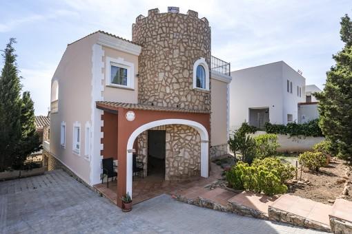 Cottage à Sa Rapita