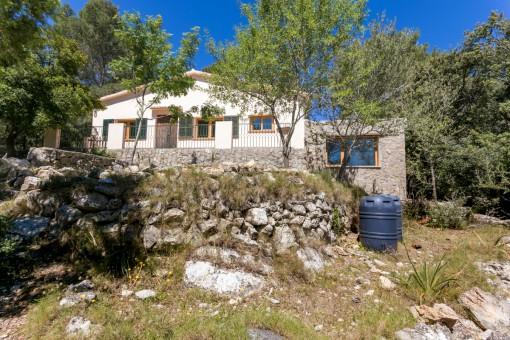 Cottage à Puigpunyent