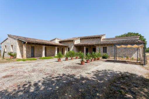 Cottage à Inca