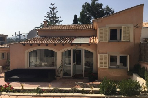 House in Old-Bendinat with much potential