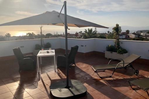 Appartement à Bahia Azul