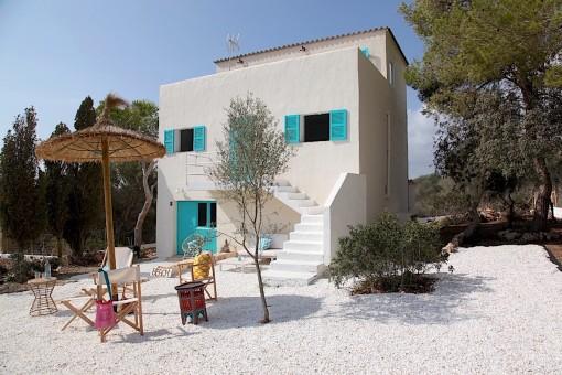 Cottage à Cala Romantica