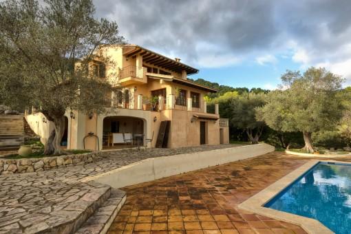 Villa à Puigpunyent
