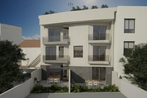 Appartement à Ciudad Jardin