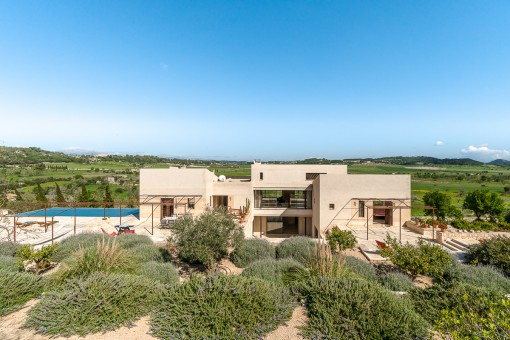 High-quality finca quietly-situated in Montuiri