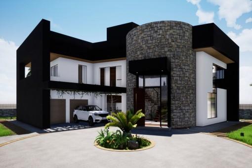 Villa à Sa Rapita