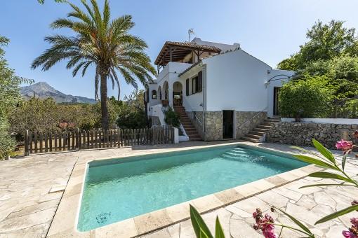 Maison à Capdella
