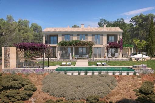 Maison à Santanyi