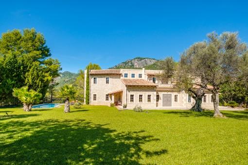 Cottage à Moscari