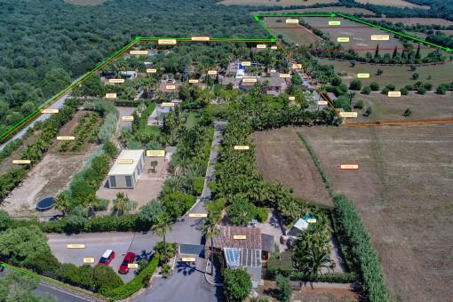 Maison à Campos