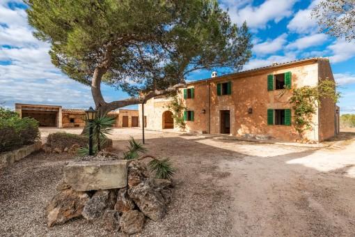 Cottage à Campos