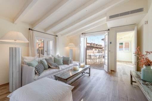 Spectacular Mallorcan house converted into a...