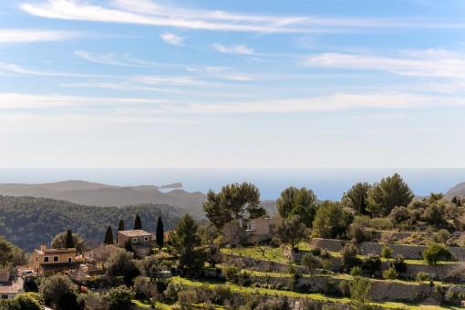 Maison à Galilea